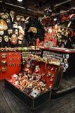 Μάσκες της Βενετίας Στοκ φωτογραφία με δικαίωμα ελεύθερης χρήσης