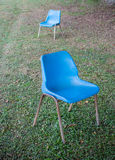 Αυτό μια καρέκλα στο έδαφος Στοκ φωτογραφία με δικαίωμα ελεύθερης χρήσης