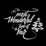 Αυτό ` s ο πιό θαυμάσιος χρόνος του έτους απεικόνιση αποθεμάτων