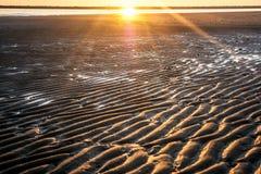 Αυλάκια στην παραλία Στοκ φωτογραφία με δικαίωμα ελεύθερης χρήσης