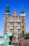 Αυλάκωση Rosenborg Στοκ Εικόνα