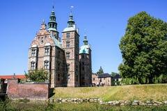Αυλάκωση Rosenborg Στοκ εικόνες με δικαίωμα ελεύθερης χρήσης