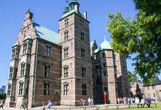Αυλάκωση Rosenborg Στοκ Φωτογραφία