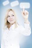 αφή Στοκ φωτογραφίες με δικαίωμα ελεύθερης χρήσης