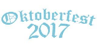 Αφίσα καρτών Oktoberfest Στοκ Εικόνες