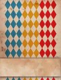 Αφίσα τσίρκων Στοκ εικόνα με δικαίωμα ελεύθερης χρήσης