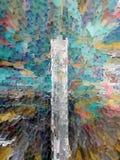 αφαίρεση εσωτερικός γραφικός ζωγραφική Περίληψη τέχνη εικόνα Σχέδιο διανυσματική απεικόνιση