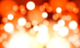 Αφαίρεση με τους φωτεινούς κύκλους Στοκ φωτογραφίες με δικαίωμα ελεύθερης χρήσης