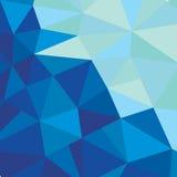 αφαίρεση μπλε διάνυσμα ουρανού ουράνιων τόξων εικόνας σύννεφων ελεύθερη απεικόνιση δικαιώματος