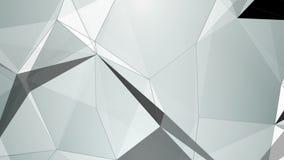 Αφαίρεση τριγώνων, γεωμετρικά αποτελέσματα 4K φιλμ μικρού μήκους