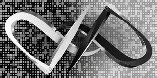 Αφαίρεση υποβάθρου Στοκ φωτογραφία με δικαίωμα ελεύθερης χρήσης