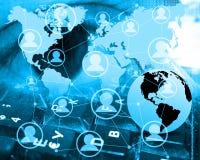 Αφαίρεση 04.07.13 Διαδικτύου Στοκ Εικόνες
