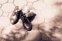 Αφαιρέστε τα παπούτσια Στοκ φωτογραφία με δικαίωμα ελεύθερης χρήσης