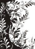 αφαιρέστε την ανασκόπηση floral Στοκ φωτογραφίες με δικαίωμα ελεύθερης χρήσης
