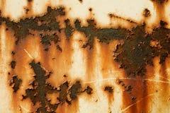 αφαιρέστε το μέταλλο φόντ&omi Στοκ Εικόνες