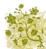 αφαιρέστε το χάος floral Στοκ φωτογραφία με δικαίωμα ελεύθερης χρήσης