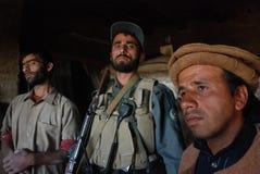 αφγανικά άτομα bakeshop Στοκ Εικόνες