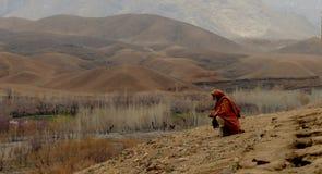 αφγανικό άτομο επαρχίας Στοκ Φωτογραφία