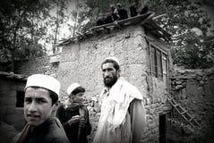 αφγανικό χωριό Στοκ φωτογραφίες με δικαίωμα ελεύθερης χρήσης