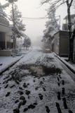 Αφγανιστάν κατά τη διάρκεια του χειμώνα στοκ φωτογραφία