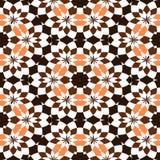 Αφηρημένα άνευ ραφής γεωμετρικά σχέδια Καλειδοσκόπιο άνευ ραφής γεωμετρικό πρότυπο ελεύθερη απεικόνιση δικαιώματος