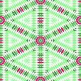 Αφηρημένα άνευ ραφής γεωμετρικά σχέδια Στοκ εικόνες με δικαίωμα ελεύθερης χρήσης