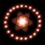 αφηρημένα αστέρια Στοκ φωτογραφία με δικαίωμα ελεύθερης χρήσης