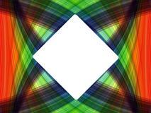 αφηρημένα διανυσματικά κύματα χρώματος ανασκόπησης Στοκ φωτογραφία με δικαίωμα ελεύθερης χρήσης