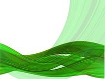 αφηρημένα διανυσματικά κύματα χρώματος ανασκόπησης ελεύθερη απεικόνιση δικαιώματος