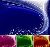 αφηρημένα εικονοκύτταρα &al Στοκ εικόνες με δικαίωμα ελεύθερης χρήσης