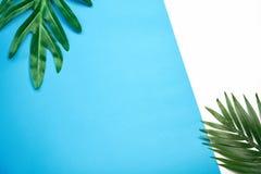 Αφηρημένα ζωηρόχρωμα έγγραφο και φύλλα κρητιδογραφιών τοπ άποψης στο υπόβαθρο Στοκ εικόνα με δικαίωμα ελεύθερης χρήσης