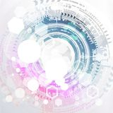 αφηρημένα ζωηρόχρωμα κύματα ανασκόπησης διάνυσμα κομψός κυματιστός σχεδί&omicr Στοκ εικόνες με δικαίωμα ελεύθερης χρήσης