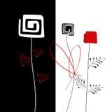 αφηρημένα ζωηρόχρωμα λου&lambda Στοκ εικόνα με δικαίωμα ελεύθερης χρήσης