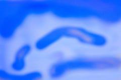 Αφηρημένα ζωηρόχρωμα μπλε και άσπρα χρώματα σύστασης υποβάθρου εγγράφου Στοκ Εικόνες