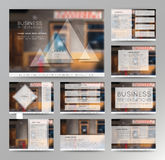 Αφηρημένα διανυσματικά υπόβαθρα των ψηφιακών τεχνολογιών Στοκ Εικόνα