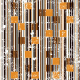 αφηρημένα κεραμίδια ράστερ Στοκ Εικόνες