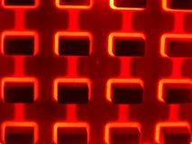 αφηρημένα κουμπιά καυτά Στοκ Φωτογραφία