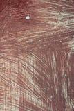 Αφηρημένα κτυπήματα βουρτσών με το χρώμα Στοκ Εικόνα