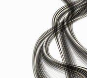 αφηρημένα κύματα καπνού ελεύθερη απεικόνιση δικαιώματος