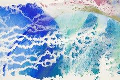 αφηρημένα κύματα Στοκ Εικόνα