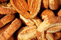 αφηρημένα μπισκότα ανασκόπη&s Στοκ εικόνα με δικαίωμα ελεύθερης χρήσης