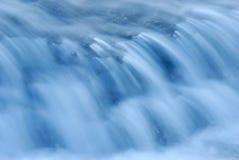 αφηρημένα ορμητικά σημεία ποταμού Στοκ Εικόνα