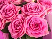 αφηρημένα λουλούδια ανα&si Κινηματογράφηση σε πρώτο πλάνο Στοκ Εικόνες