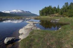 Αφηρημένα παράκτια landforms Στοκ φωτογραφίες με δικαίωμα ελεύθερης χρήσης
