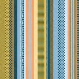 αφηρημένα πολύχρωμα άνευ ραφής λωρίδες Στοκ φωτογραφίες με δικαίωμα ελεύθερης χρήσης