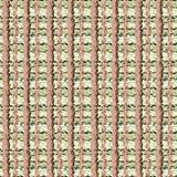 Αφηρημένα πολύχρωμα κτυπήματα βουρτσών Υπόβαθρο καρό διανυσματική απεικόνιση