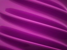 Αφηρημένα ρόδινα κύματα Στοκ φωτογραφίες με δικαίωμα ελεύθερης χρήσης