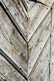 αφηρημένα σκουριασμένα ρόπτρα seprio arsago σε μια πόρτα Στοκ Εικόνες