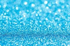 αφηρημένα σπινθηρίσματα απεικόνισης ανασκόπησης μπλε Στοκ εικόνα με δικαίωμα ελεύθερης χρήσης