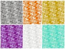 Αφηρημένα σχέδια χρώματος με τα στοιχεία αετών Στοκ εικόνα με δικαίωμα ελεύθερης χρήσης